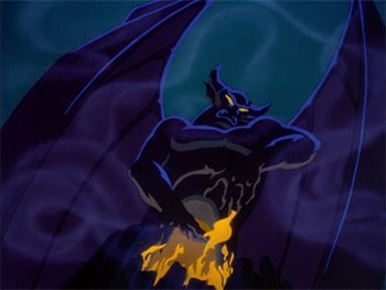 Unknown Creators Of Beloved Pop Culture - the demon Chernabog from Disney's Fantasia