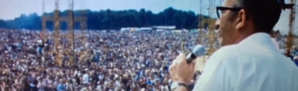 The Guy Who Hosted Woodstock Was As Far From A Hippie As You Can Get