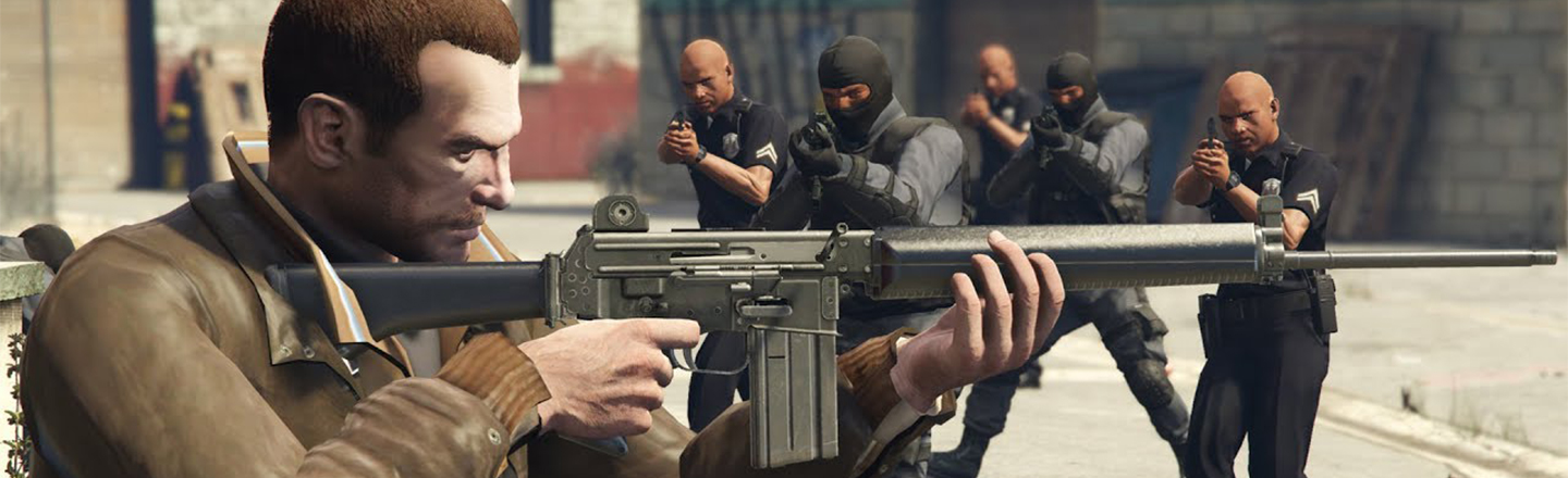 Russia's 'GTA Gang' Was As Cartoonishly Violent As They Sound
