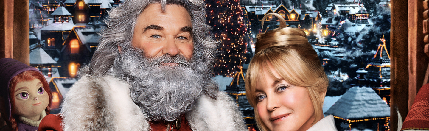The 'Christmas Chronicles' Movies Are Pure Madness