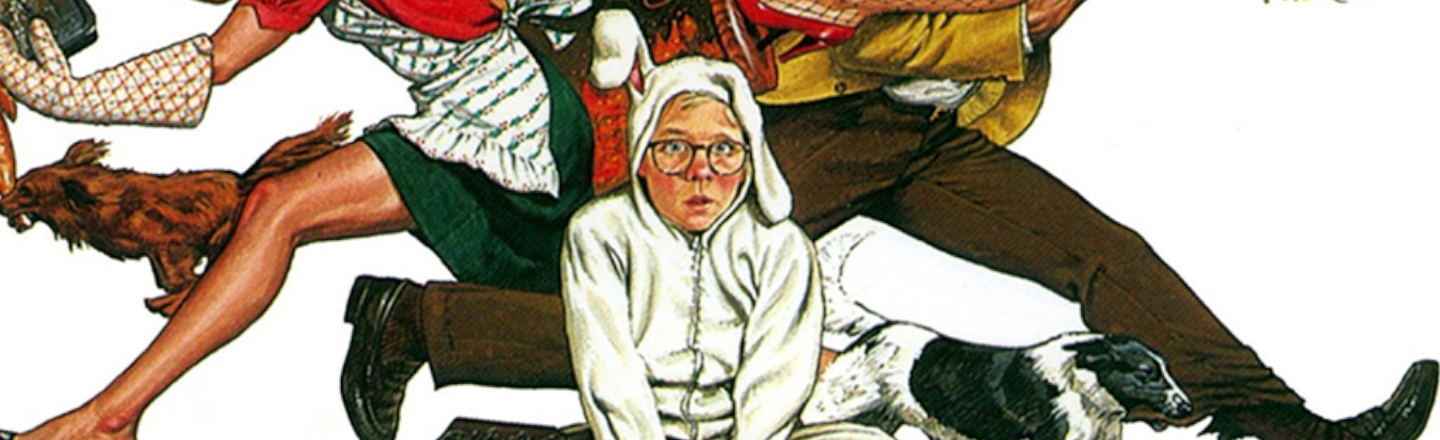 No One Wants To Stay At The 'Christmas Story' House