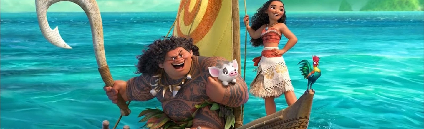'Moana' was Re-Titled Overseas Because Of … Porn?