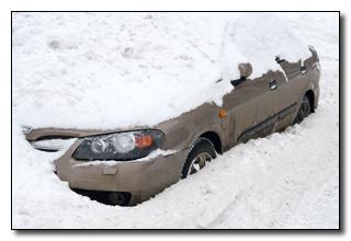 Move to balmy Nova Scotia, where the snow drifts never get deeper than three or four feet.