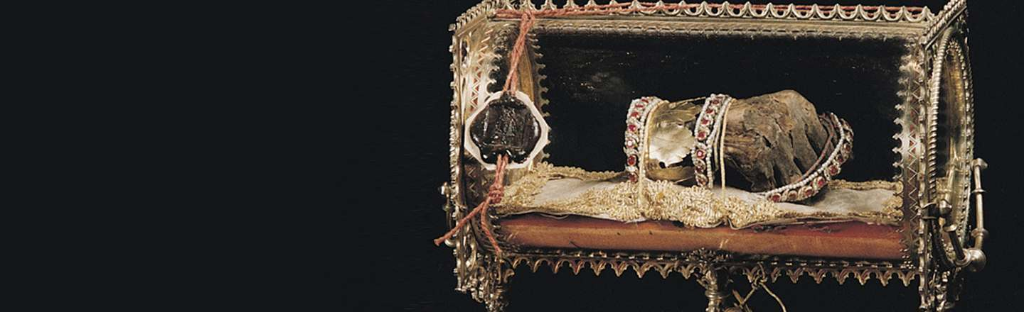 The 5 Most Insanely Disturbing Religious Artifacts