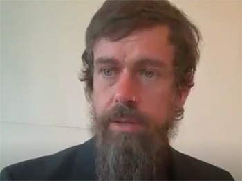 5 Rich People Who Prove Wealth Makes You Weird - Jack Dorsey and his large beard