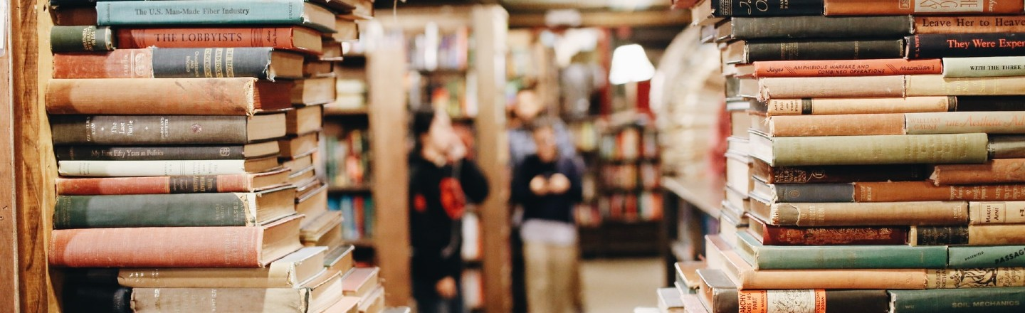 In Japan, Bookstores Make You Need to Poop