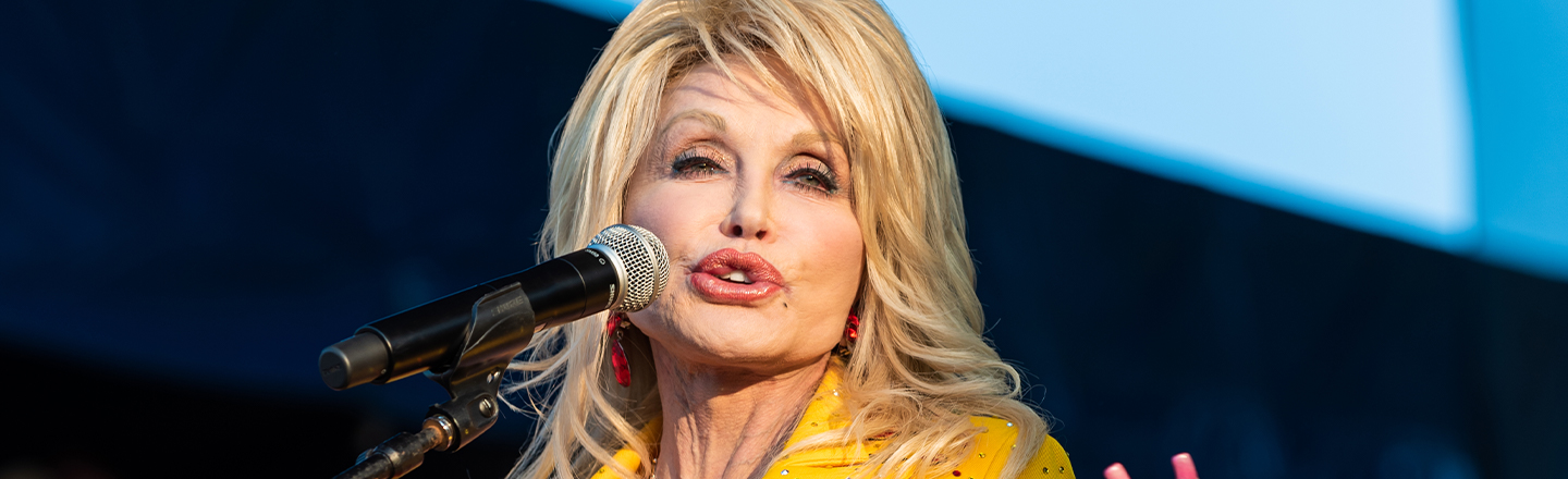 Dolly Parton Helped Fund Moderna's Research To Get Us Out Of This