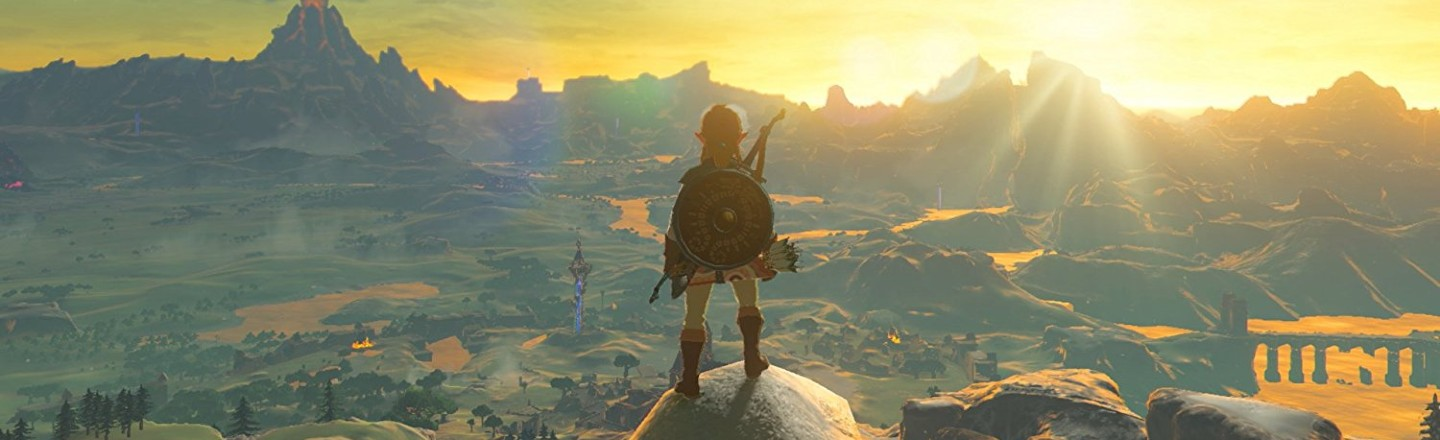 An Acclaimed Novelist Accidentally Set His Book In The 'Zelda' Universe