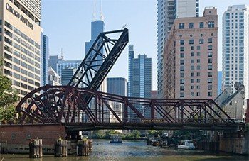 The Worst Story Ever Told, In 4 Chapters - the Kinzie Street Bridge, where a Dave Matthews Band tour bus dumped a ton of human waste on tourists