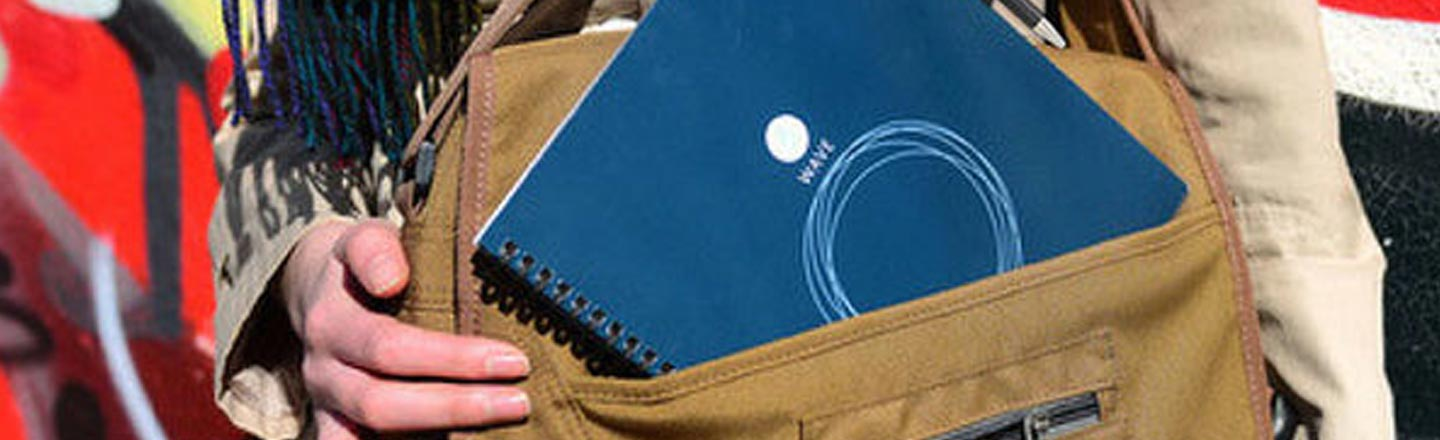 Save Your Ideas (And The World) With This Smart Notebook