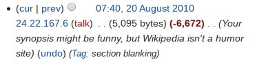 Bonkers beef from the Wikipedia page 'Boyz-n-the-Hood'