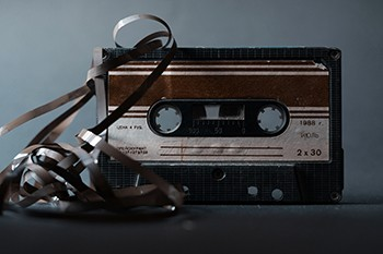 5 Weird Things About Owning Records, Tapes, and CDs Future Humans Won't Experience - an unwound tape
