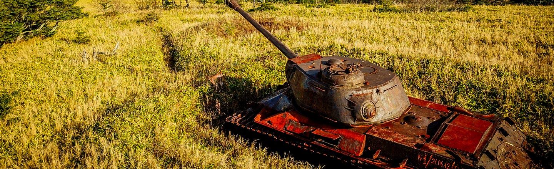 5 Bizarre Equipment Graveyards In The Weirdest Places Imaginable