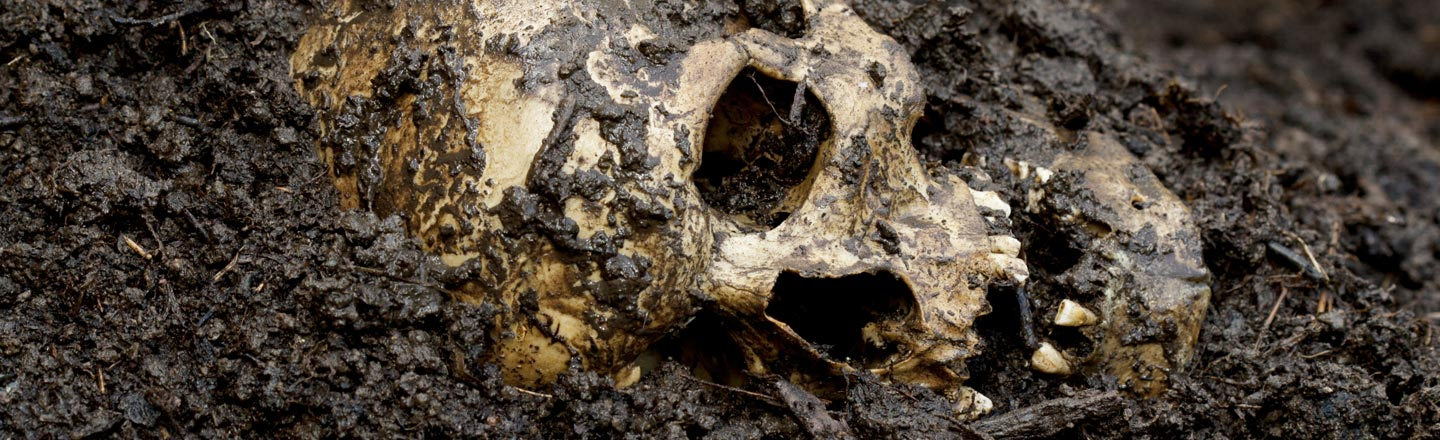 5 Creepy AF Historical Finds (You'll Wish Hadn't Been Found)