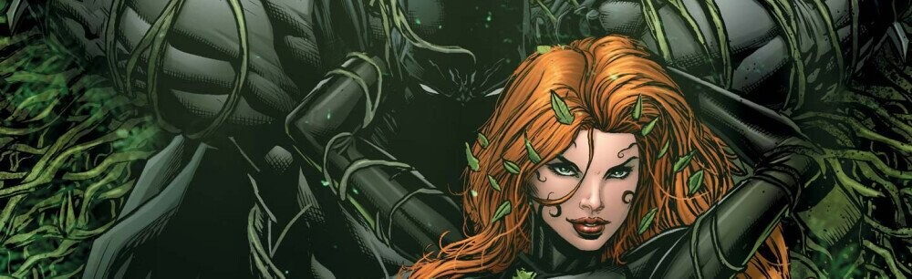 Poison Ivy Deserves More Respect As One of Batman's Best Characters