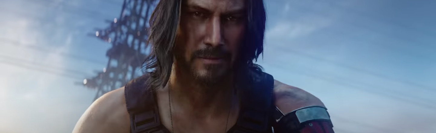 Custom Genitals In The New Keanu Reeves Video Game Is Improving Gaming For The Better