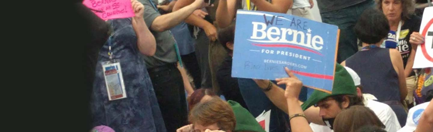 Opportunists Are Devouring Bernie Sanders' Legacy