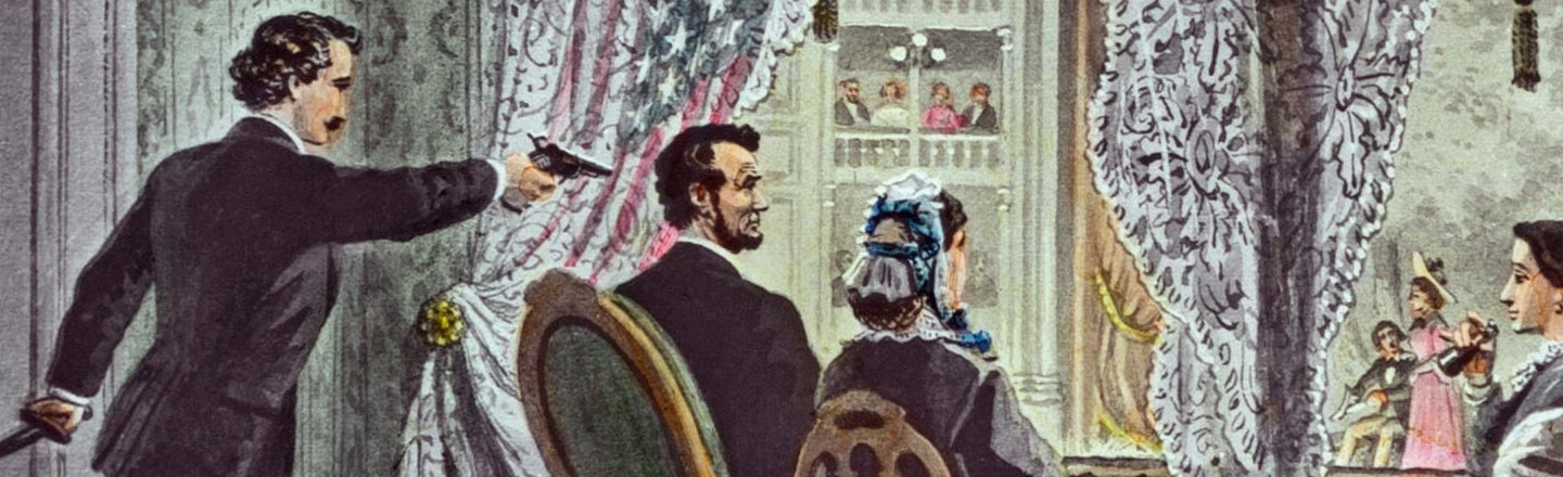 The Insane Life of the Man Who Killed John Wilkes Booth