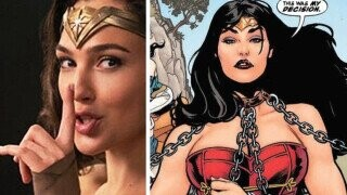 4 Wild Early Drafts of Justice League Characters