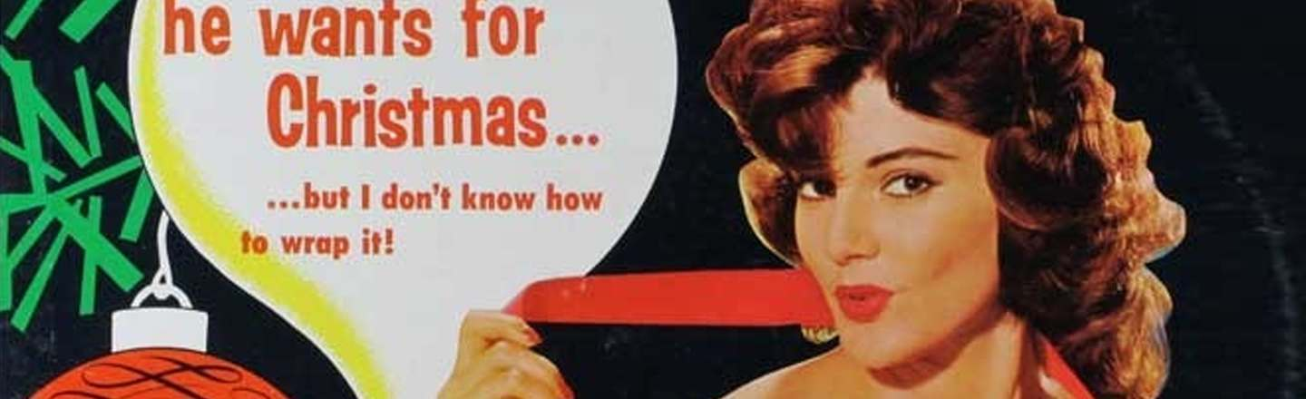 8 Vintage Christmas Carols (That Are All About F#@king)