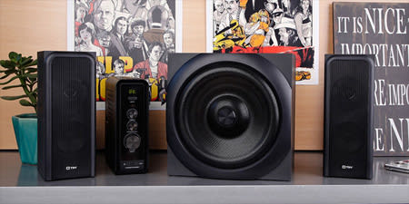Bring The Noise (And The Funk) With These 5 Audio Gadgets