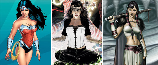 5 Insane Things Comic Books Believe Women's Bodies Can Do