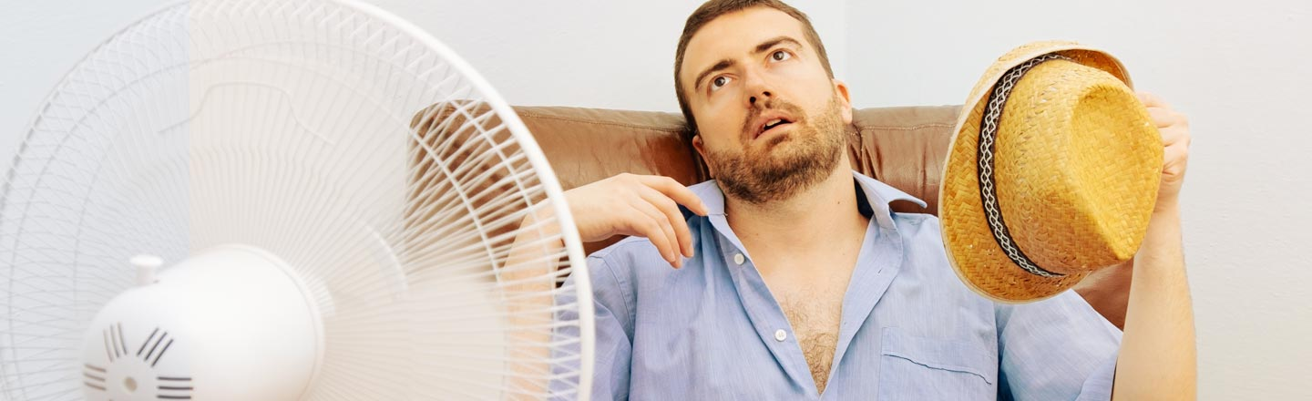 5 Weird Ways The Summer Heat Is Screwing Up Your Life