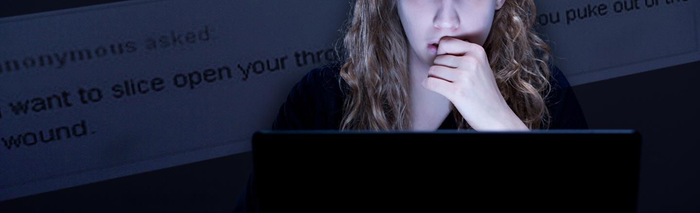I'm A Victim Of Carpet-Bombing Online Harassment