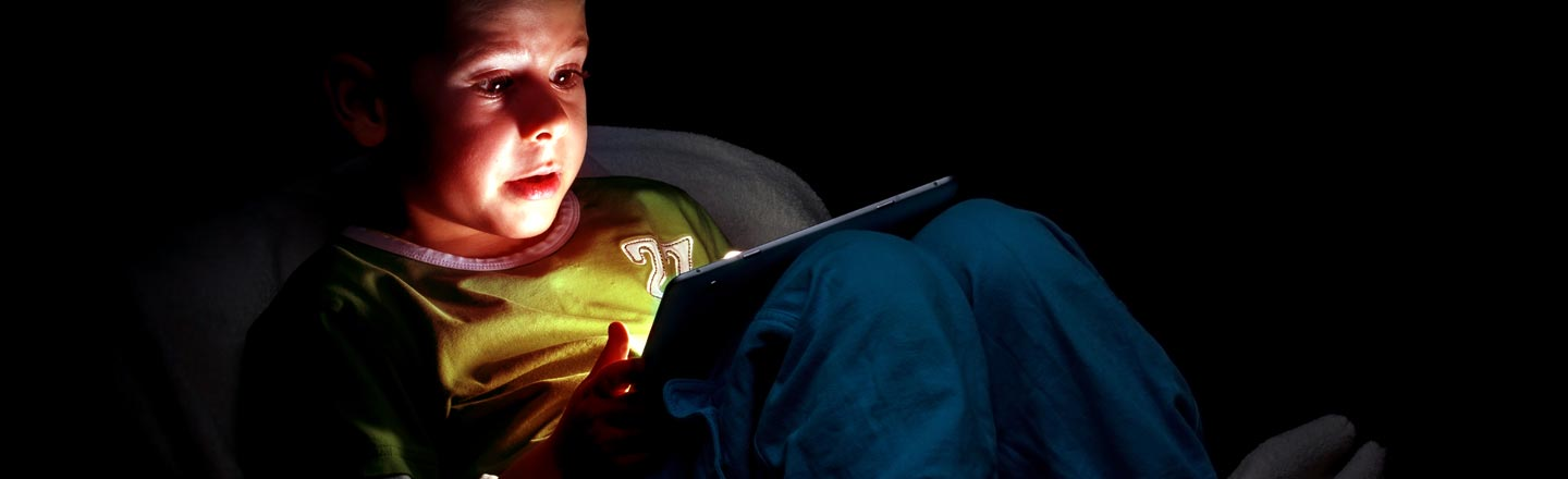 There's Something Much Scarier On YouTube Kids Than Momo
