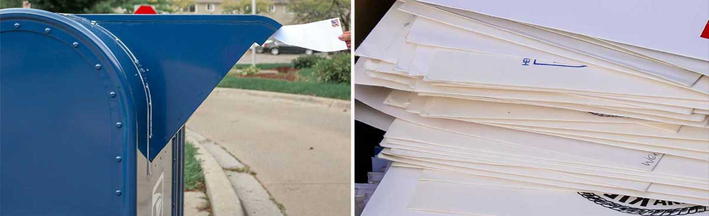 Why Is The USPS And Mail-In Voting Being Ruined?