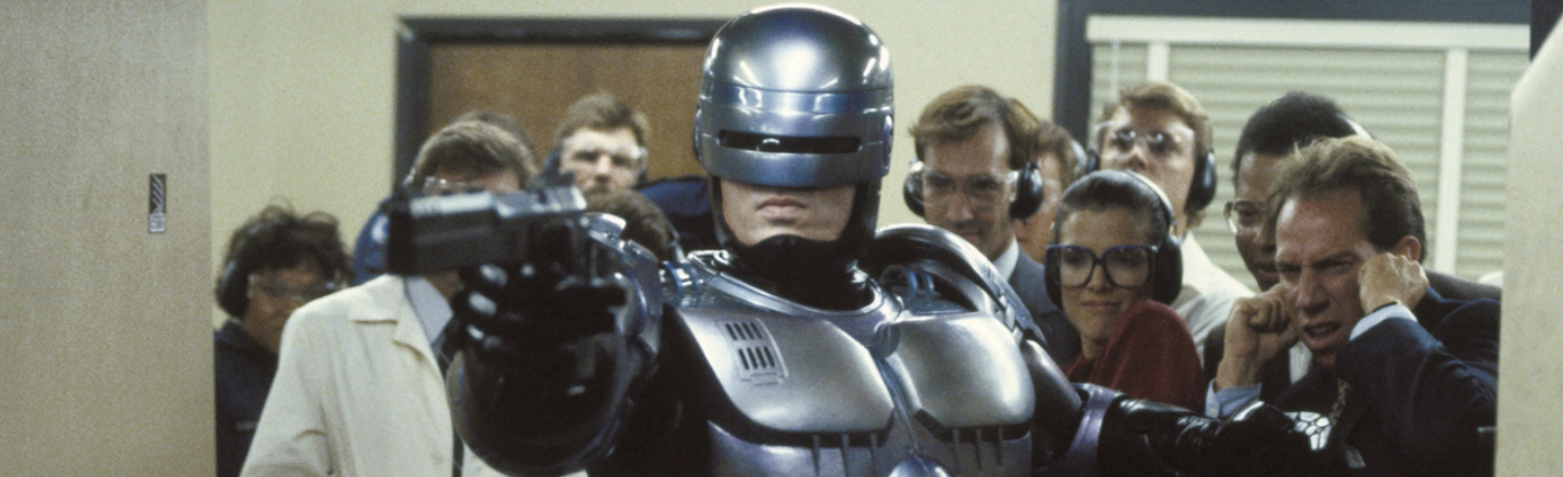 There's Gonna Be A New 'RoboCop' Show ... Without RoboCop