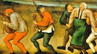 5 Strange Science Takeaways From The Middle Ages' Deadly Dance Hysteria