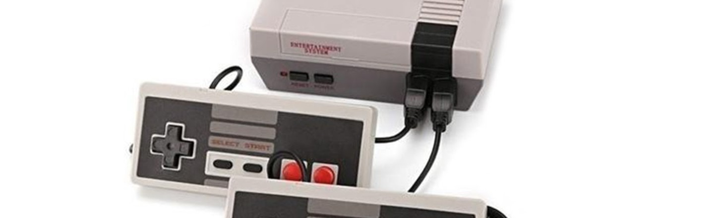 Fall Down A Gaming Nostalgia Hole With This Retro System