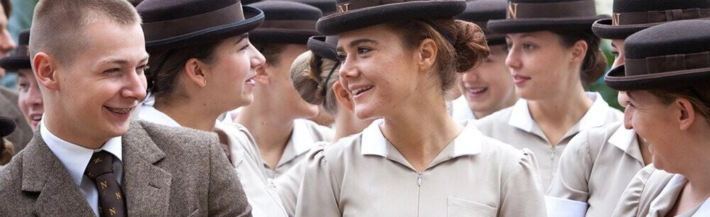 The British College Training A Bunch Badass 'Mary Poppins'