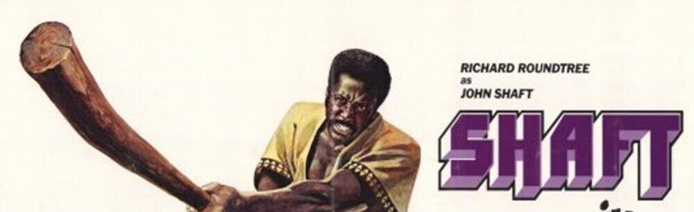 Wait, Shaft Was Supposed To Be White?