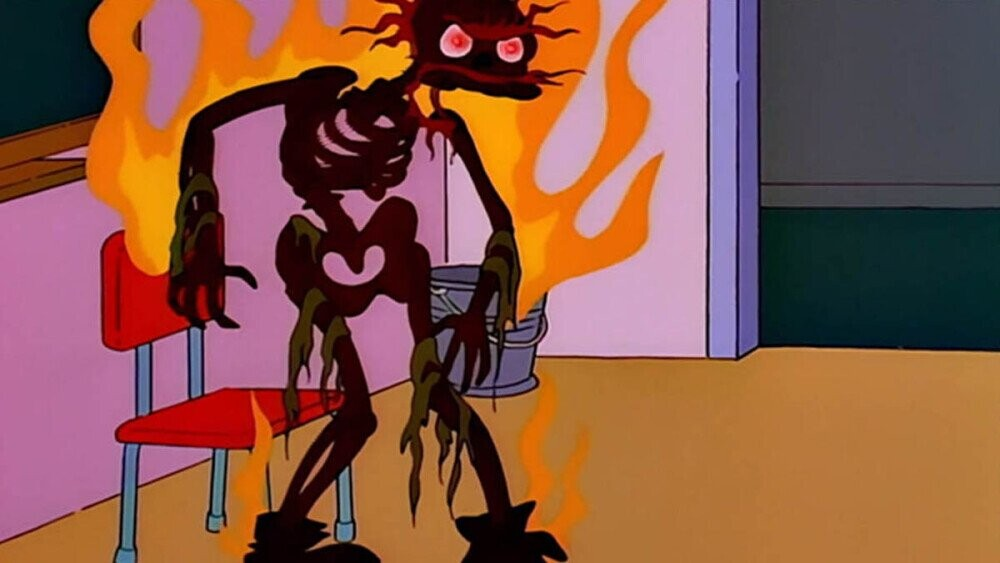 'The Simpsons' Treehouse Of Horror History And Scariest Episodes & More Comedy