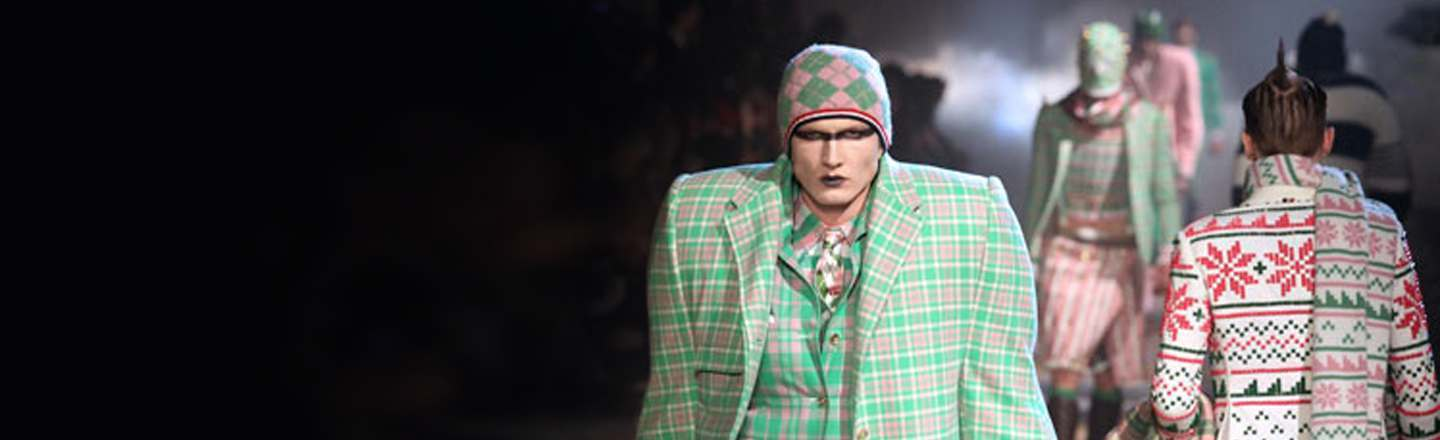 8 Cutting-Edge Fashions That Are Clearly Practical Jokes