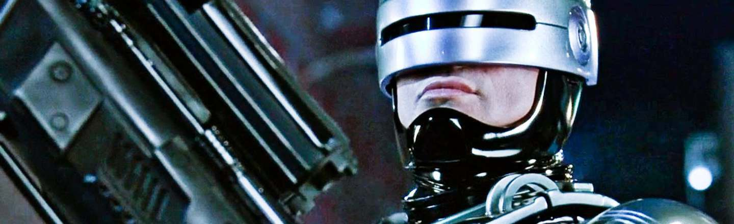Why The Laws Of Robotics Would Defeat Robocop