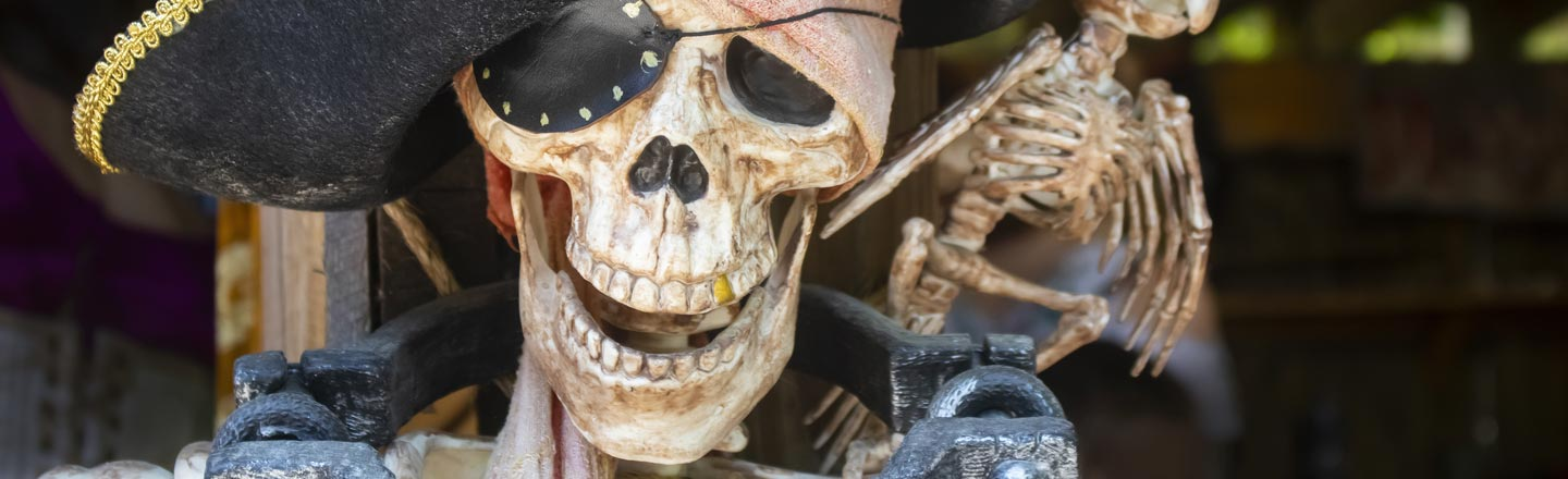 Why Did Pirates Really Wear Eyepatches?