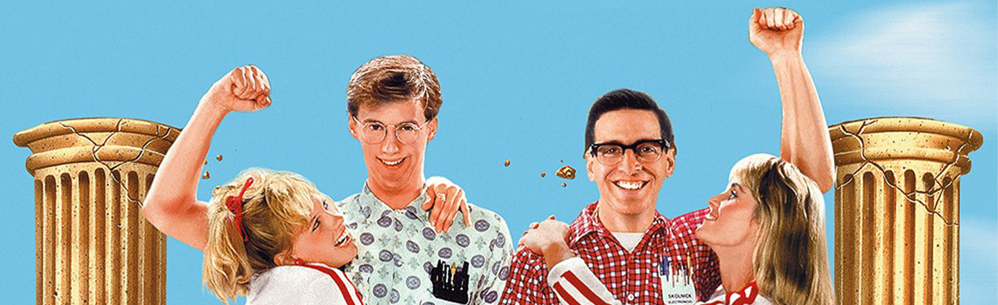 'Revenge of the Nerds' Reboot In The Works With Seth MacFarlane, Lucas Brothers