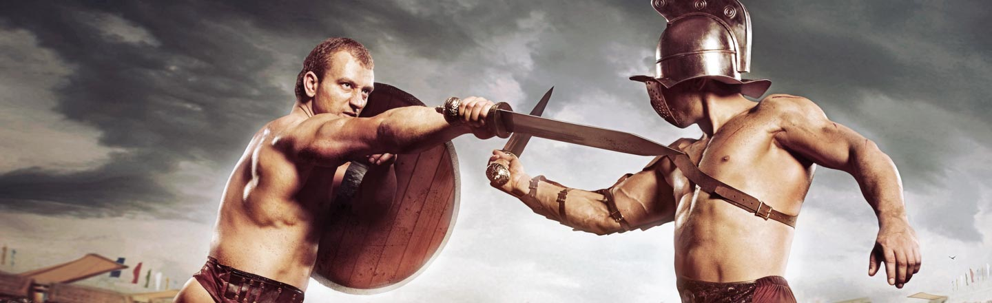 Gladiators Were The Reality TV Stars Of Ancient Rome