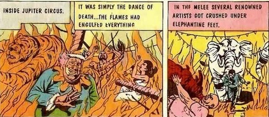 The 5 Most Insane Moments in Indian Comic Books