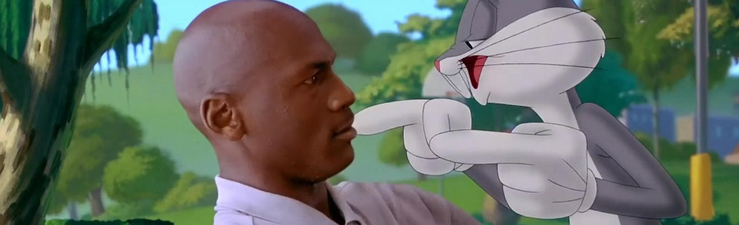 And Now, Some Controversial Opinions About 'Space Jam'