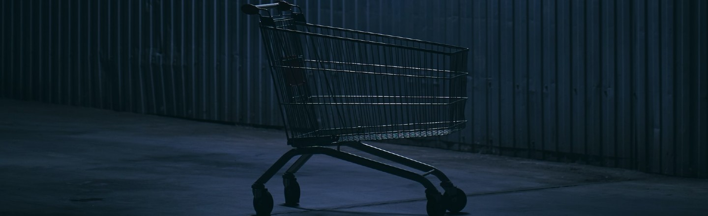 When First Invented, Everyone Hated Shopping Carts