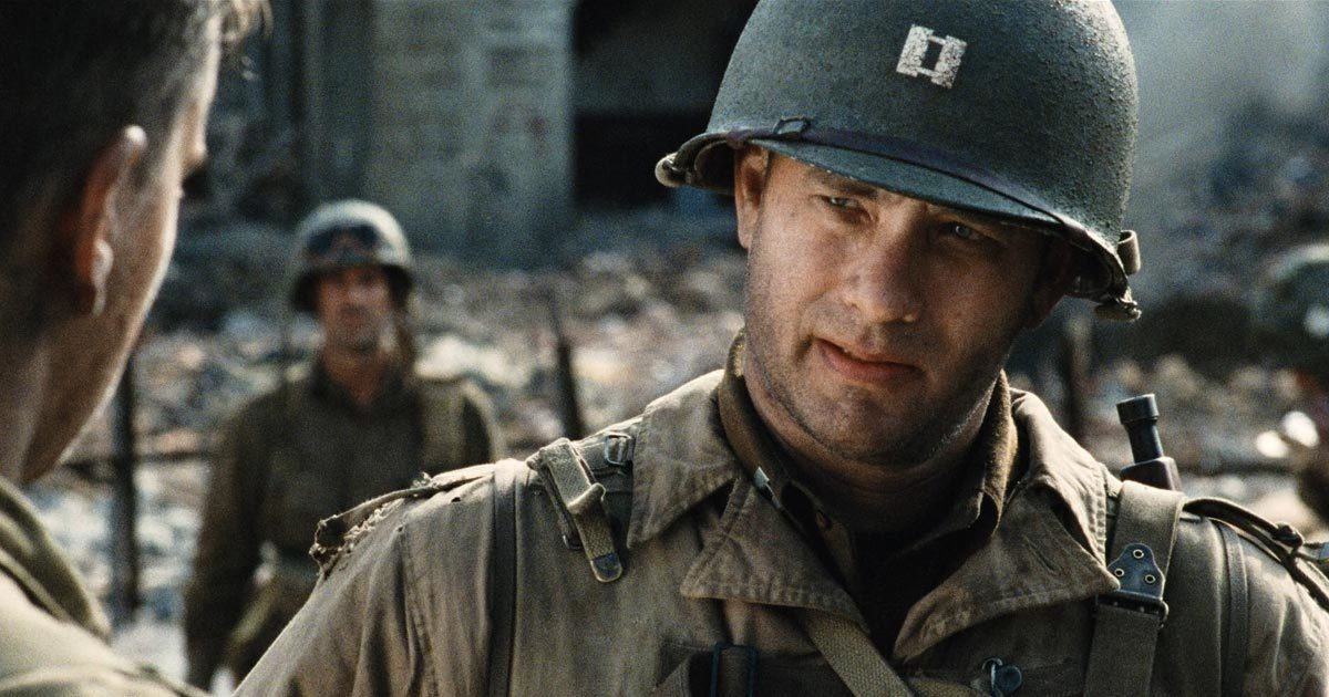 a comparison of two films concentrated on world war ii entitled saving private ryan and fury