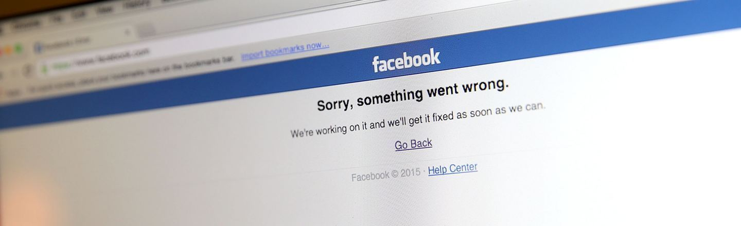 16 Steps To Destroy Your Day With Facebook Customer Support