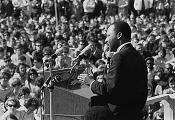 They also tried to <A TARGET=_blank HREF=https://medium.com/war-is-boring/russia-tried-to-use-martin-luther-king-jr-s-assassination-to-start-a-race-war-9eeab04f1b82>drag Martin Luther King Jr. into it</A> -- he can't seem to <A TARGET=_blank HREF=http://www.cracked.com/article_19884_6-insane-conspiracy-theories-that-actually-happened.html>stay off</A> of <A TARGET=_blank HREF=http://www.cracked.com/article_18955_6-crackpot-conspiracy-theories-that-actually-happened.html>these lists</A>.