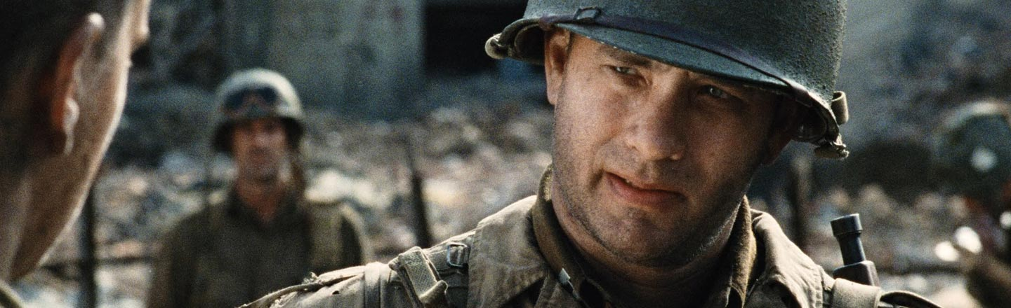 5 Myths About War You Believe (Because Of Movies)