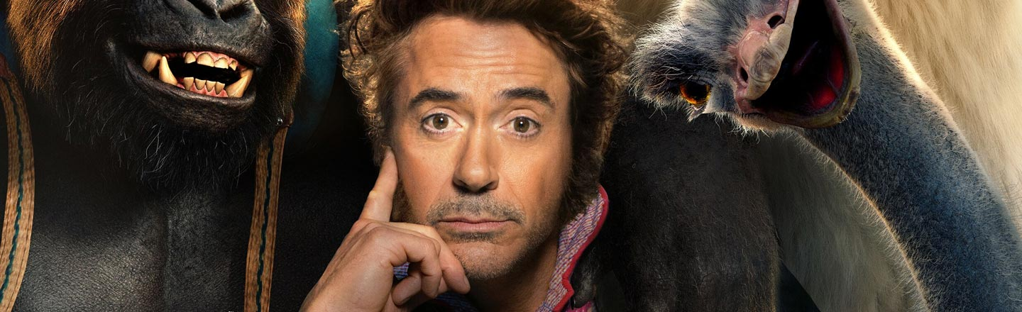 Nobody Should Be Surprised RDJ's 'Dolittle' Totally Bombed