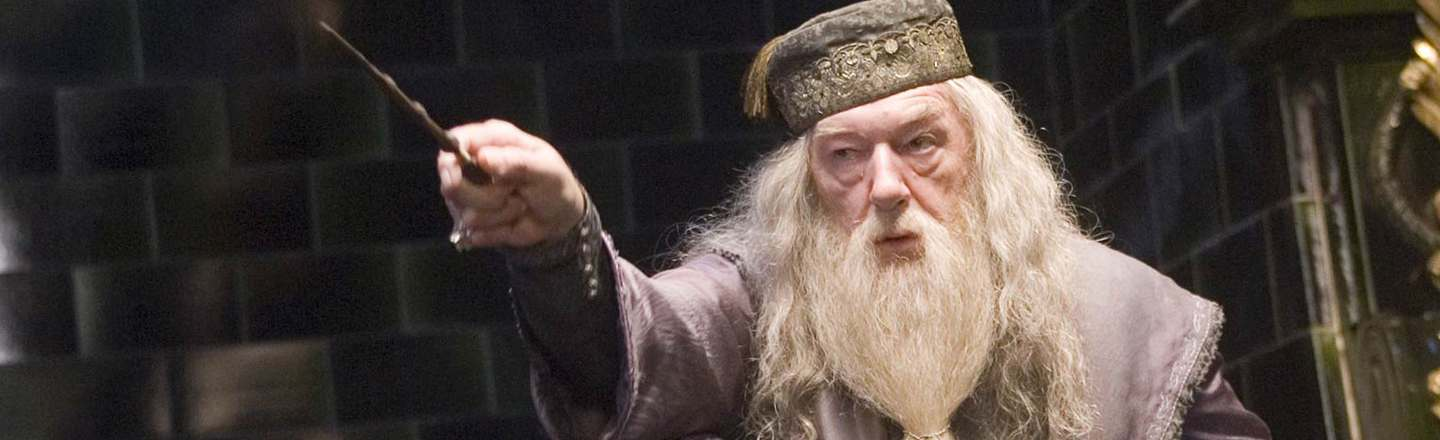 Why Everyone In Harry Potter Is Kind Of A Jerk